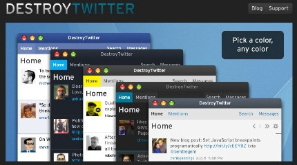 5 Twitter clients you might not know but you should use!