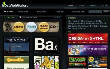 bestwebgallery homepage