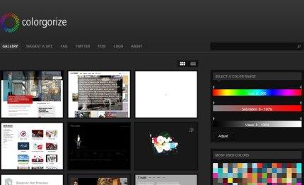colorgorize homepage