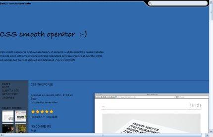 csssmoothoperator homepage