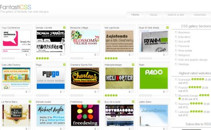 fantasticss homepage