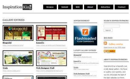 inspirationking homepage