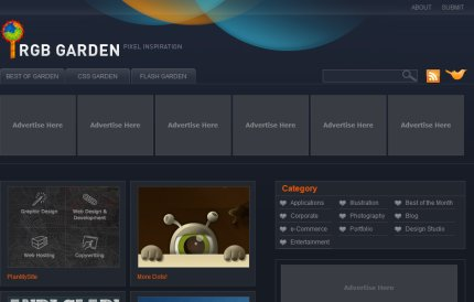 rgbgarden homepage