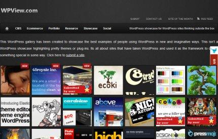 wpview homepage